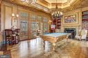Billiards Room - 4934 INDIAN LN NW, WASHINGTON
