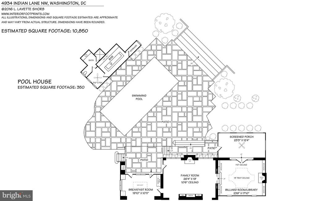 Floor Plan - 4934 INDIAN LN NW, WASHINGTON