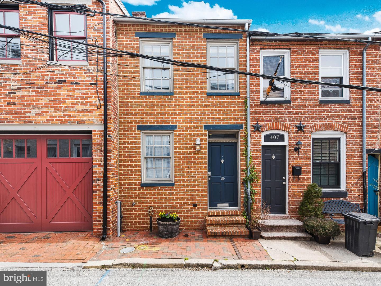 405 S CHAPEL Street  Baltimore, Maryland 21231 Hoa Kỳ