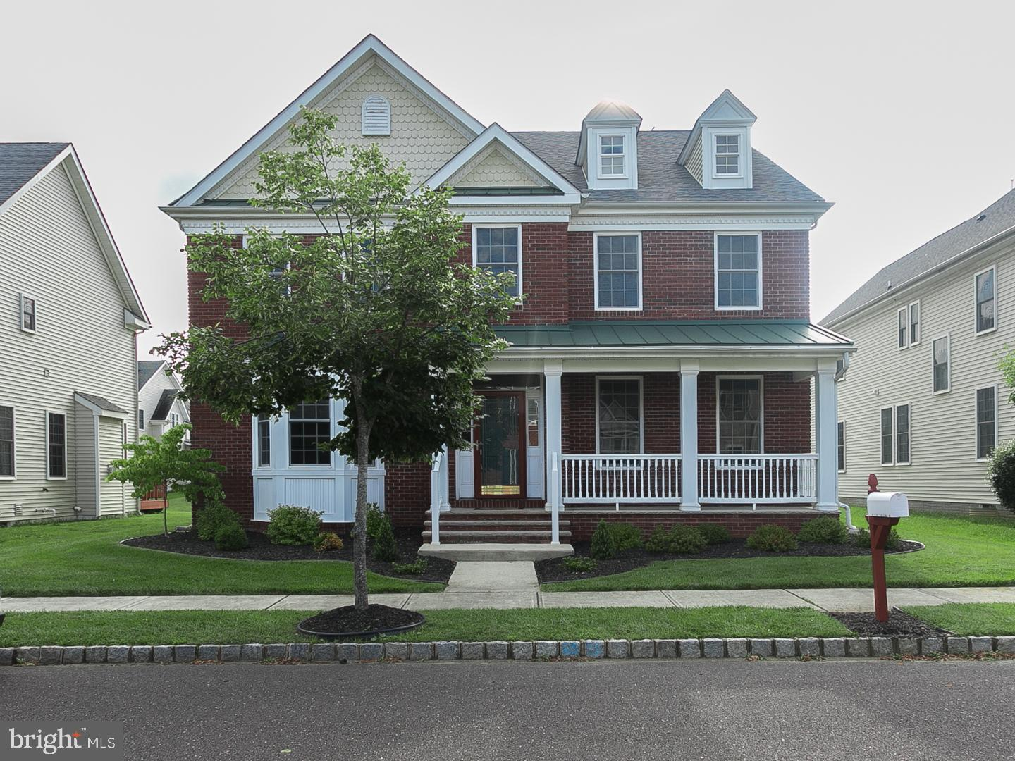Single Family Home for Sale at Chesterfield, New Jersey 08515 United States