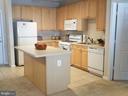 Well equipped kitchen - 9480 VIRGINIA CENTER BLVD #318, VIENNA