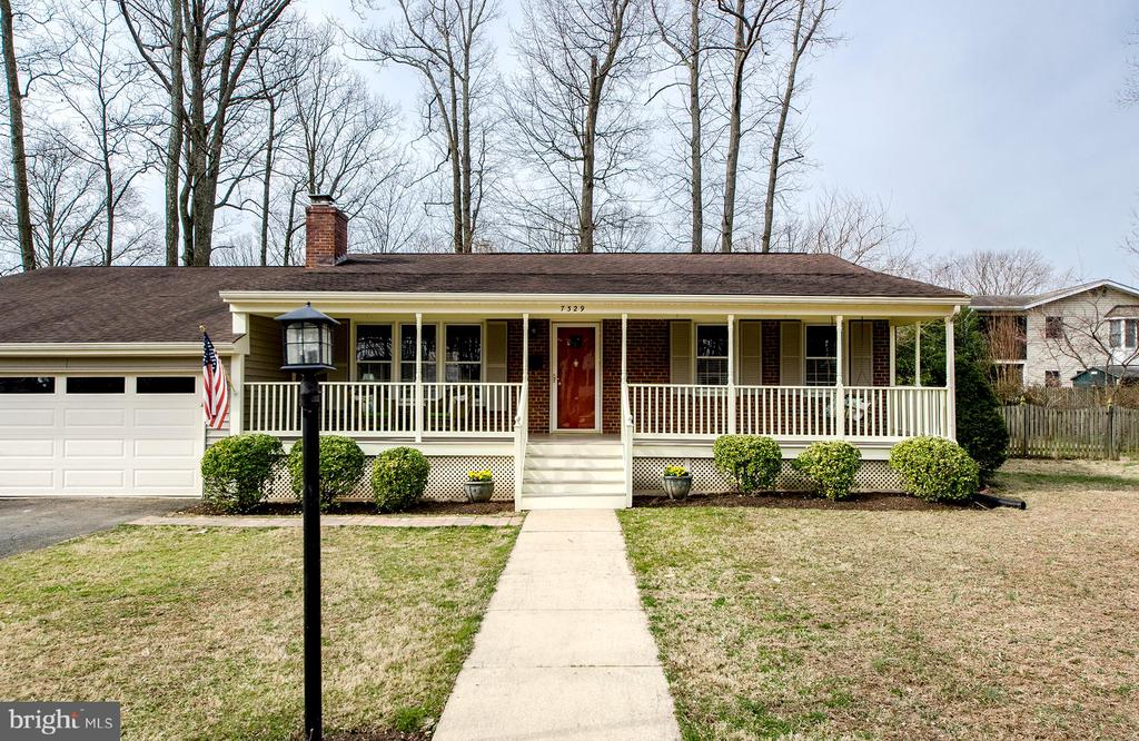 Falls Church Homes for Sale -  Cul De Sac,  7329  RONALD STREET