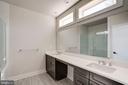 Soho  Master Bathroom - 42518 MILDRED LANDING SQ, ASHBURN