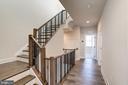 Soho Staircase - 42518 MILDRED LANDING SQ, ASHBURN