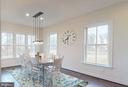 Dining Room - 25532 EMERSON OAKS DR, ALDIE
