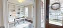 Den with built in's - 25532 EMERSON OAKS DR, ALDIE