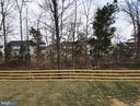 fenced yard - 25532 EMERSON OAKS DR, ALDIE