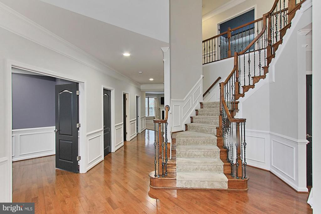 Two Story Foyer - 21492 GREAT SKY PL, BROADLANDS
