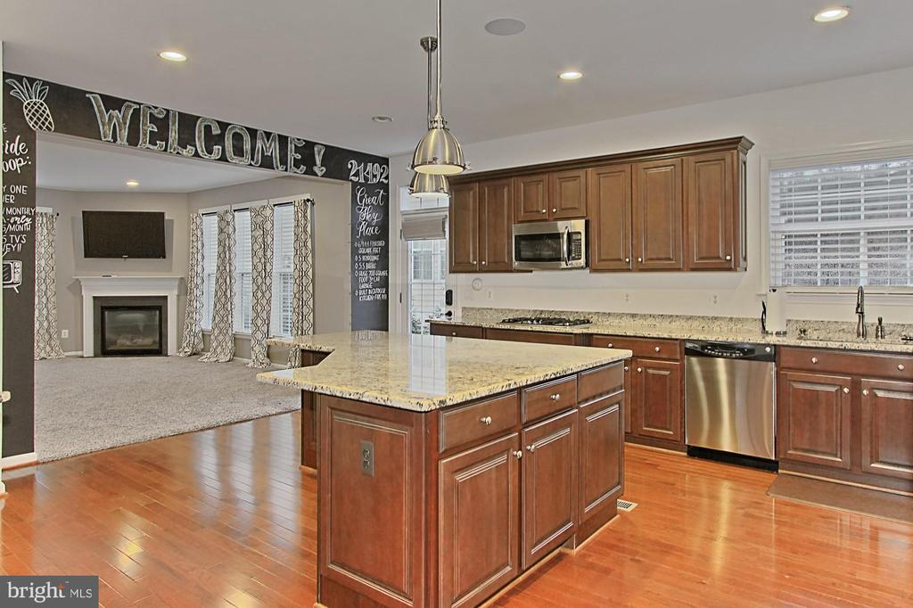 Gourmet Kitchen - 21492 GREAT SKY PL, BROADLANDS