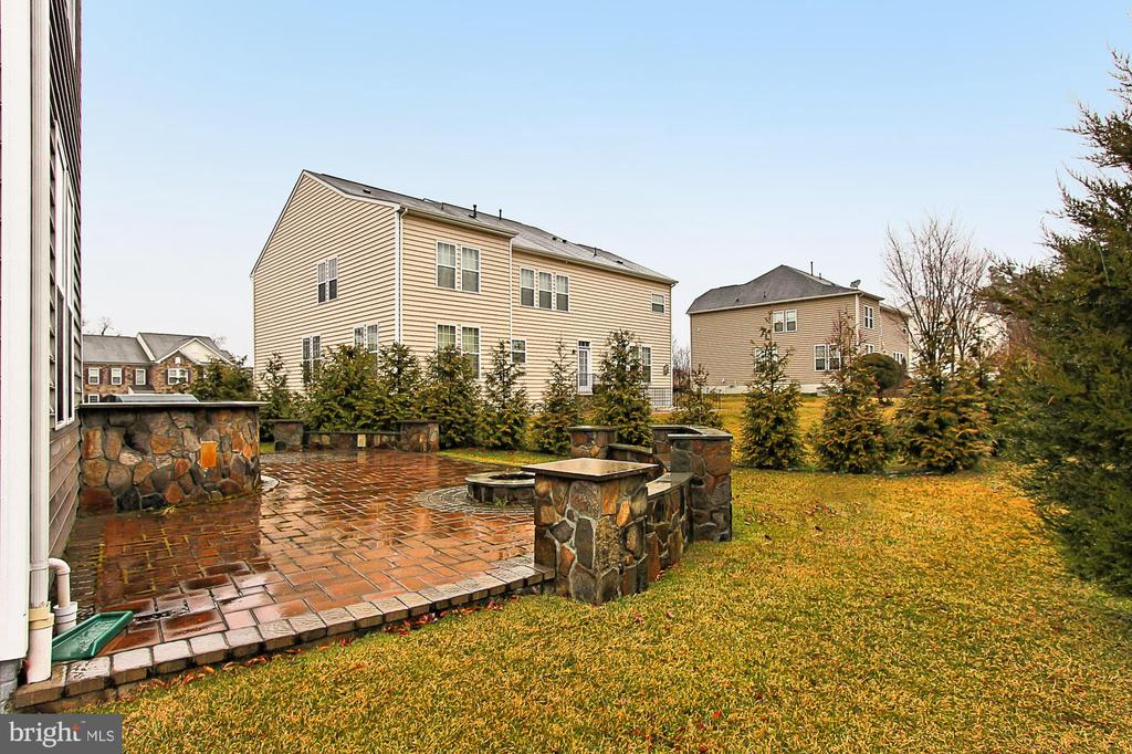 Extensive Hardscape and Landscaping - 21492 GREAT SKY PL, BROADLANDS