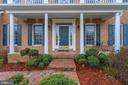 Beautiful  Front Porch - 11607 FOREST HILL CT, FAIRFAX