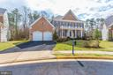 Brick front Stunning Colonial - 11607 FOREST HILL CT, FAIRFAX