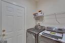 Laundry  Room - 11607 FOREST HILL CT, FAIRFAX