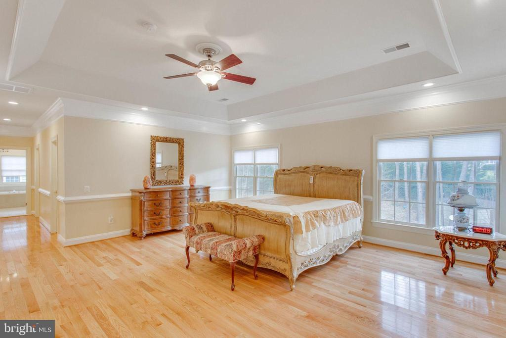Master  Bedroom - 11607 FOREST HILL CT, FAIRFAX