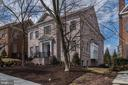 Elegant Colonial Exterior on Tree Lined Hoban Road - 4513 HOBAN RD NW, WASHINGTON