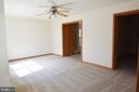 Master Bedroom - 11801 BLEASDELL DR, SPOTSYLVANIA