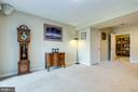 Recreation Room w/ Large, Open Spaces - 13309 FOXHOLE DR, FAIRFAX