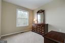 Sunny Secondary Bedroom #2 - 13309 FOXHOLE DR, FAIRFAX