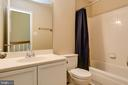 Large Secondary Bathroom - 13309 FOXHOLE DR, FAIRFAX
