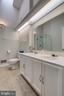 Master Bathroom w/ Dual Vanities - 13309 FOXHOLE DR, FAIRFAX