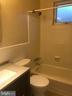 Renovated full bath - 2400 41ST ST NW #513, WASHINGTON