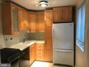 Kitchen - 2400 41ST ST NW #513, WASHINGTON