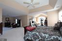 Master bedroom-Alt view - 40674 JADE CT, LEESBURG
