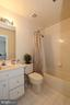Private bath within princess suite - 40674 JADE CT, LEESBURG