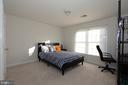 Upper level bedroom #4 - 40674 JADE CT, LEESBURG