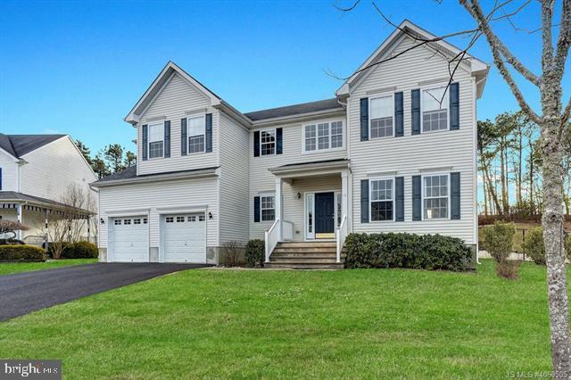 Частный односемейный дом для того Продажа на 11 BLUE CLAW Drive Barnegat, Нью-Джерси 08005 Соединенные Штаты