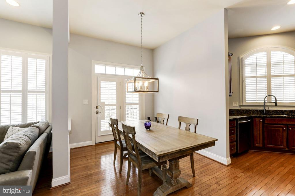 Breakfast Room - 44136 RIVERPOINT DR, LEESBURG