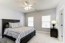 5th Bedroom on Upper Level - 44136 RIVERPOINT DR, LEESBURG