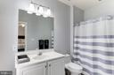 Princess Suite Bath - 44136 RIVERPOINT DR, LEESBURG