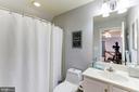 Loft Full Bath - 44136 RIVERPOINT DR, LEESBURG
