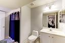 Lower Level Full Bath - 44136 RIVERPOINT DR, LEESBURG