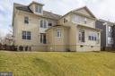 Rear Exterior - 44136 RIVERPOINT DR, LEESBURG