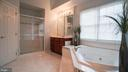 MASTER BATHROOM - 20563 NOLAND WOODS CT, POTOMAC FALLS