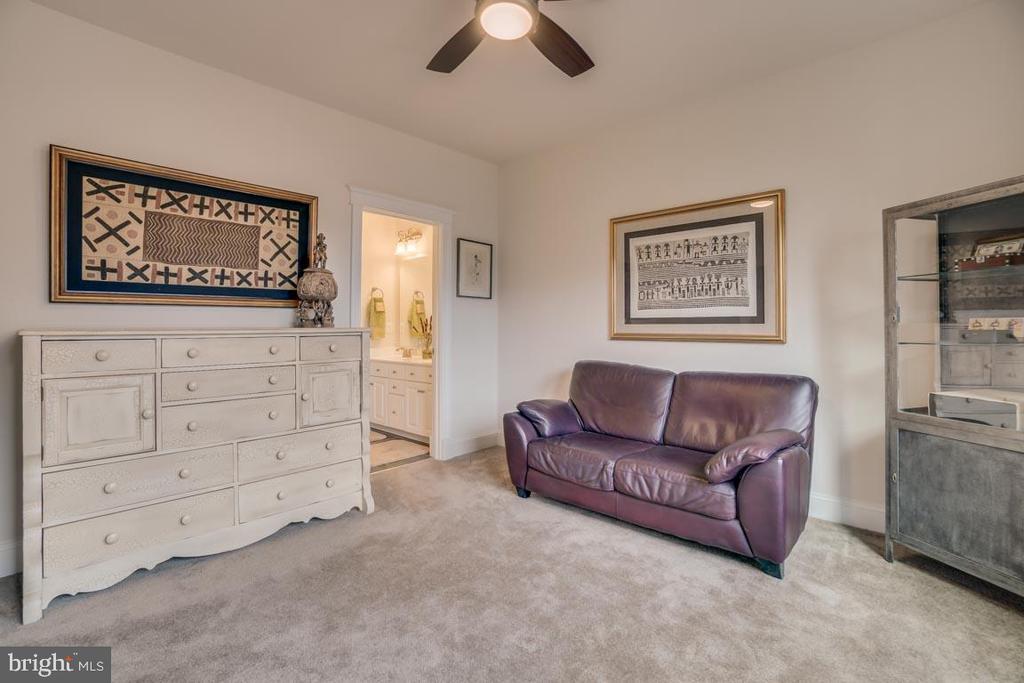 Bedroom/sitting room adjacent to bedroom - 2192 POTOMAC RIVER BLVD, DUMFRIES