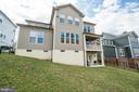 Comes with patio and balcony - 2192 POTOMAC RIVER BLVD, DUMFRIES