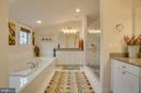 Spa like Master Bath - 2192 POTOMAC RIVER BLVD, DUMFRIES