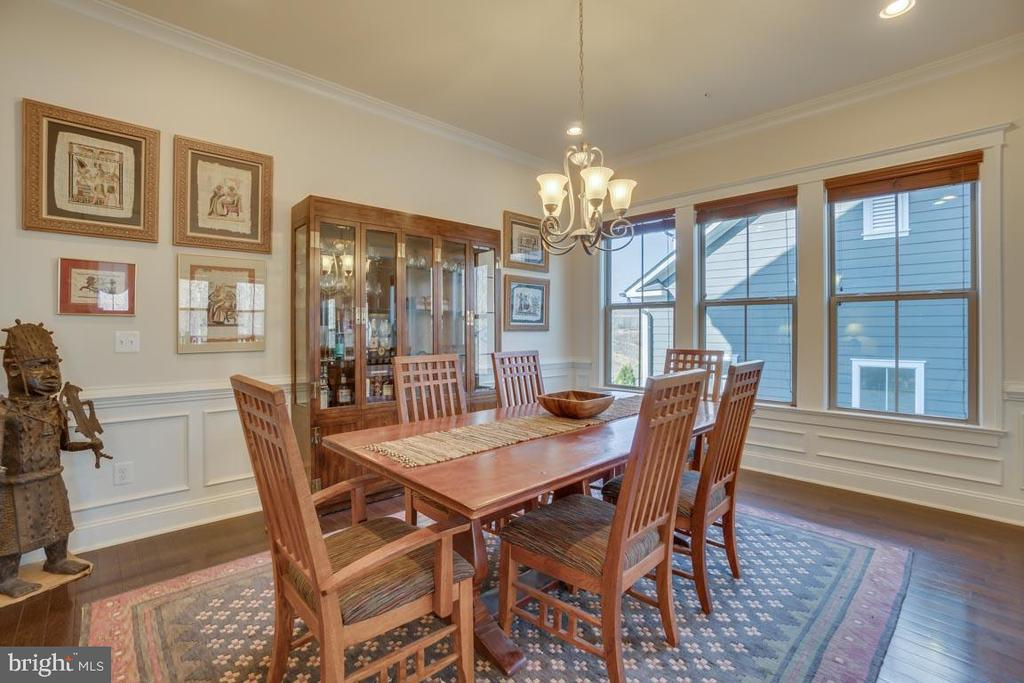 Formal Dining Area, Table for 10? - 2192 POTOMAC RIVER BLVD, DUMFRIES