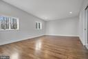 Suite bedrm or living rm to the left - 6027 TULIP POPLAR CT, MANASSAS