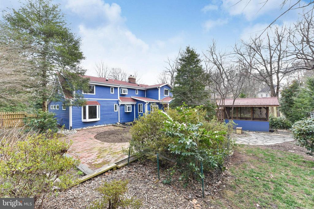 Add or subtract plantings over time - 4104 DUNCAN DR, ANNANDALE