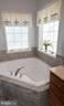 Master bath soaking tub - 9416 EVERETTE CT, SPOTSYLVANIA