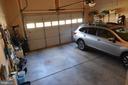 oversized two car garage - 9416 EVERETTE CT, SPOTSYLVANIA