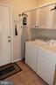 Main level laundry area - 9416 EVERETTE CT, SPOTSYLVANIA