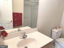Lower Level Bath Room with Shower - 1112 RESERVE CHAMPION DR, ROCKVILLE