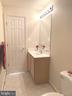 Lower Level Bath - 1112 RESERVE CHAMPION DR, ROCKVILLE