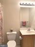 Hallway Bath - 1112 RESERVE CHAMPION DR, ROCKVILLE