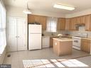 Kitchen  & Breakfast  Area - 1112 RESERVE CHAMPION DR, ROCKVILLE